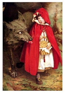 Little Red Riding Hood - J.W. Smith